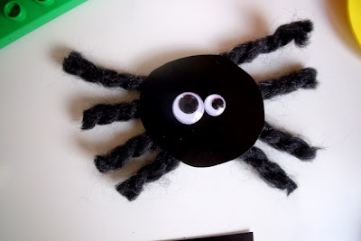 Incy Wincy Spider Activities for Preschool