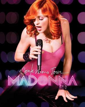MDNA cover