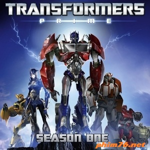 Robot Đại Chiến Serie - Transformers: Prime