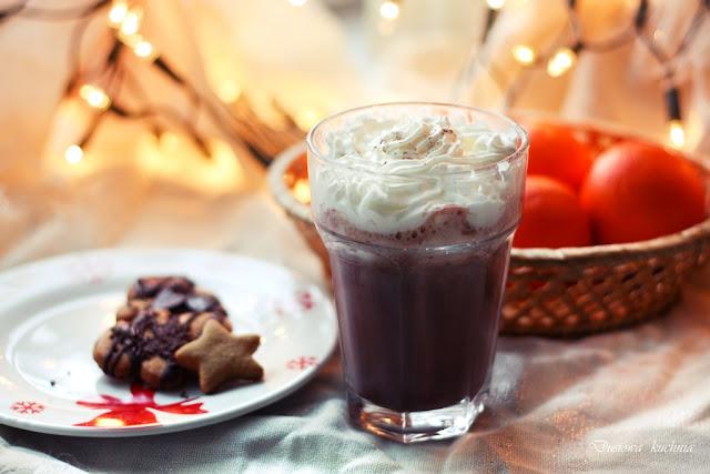 kakao, przepis na kakao, kakao piernikowe, świąteczne kakao, korzenne kakao
