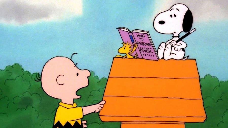 É Mágica, Charlie Brown Baixar Imagem