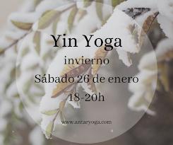 Yin Yoga Invierno