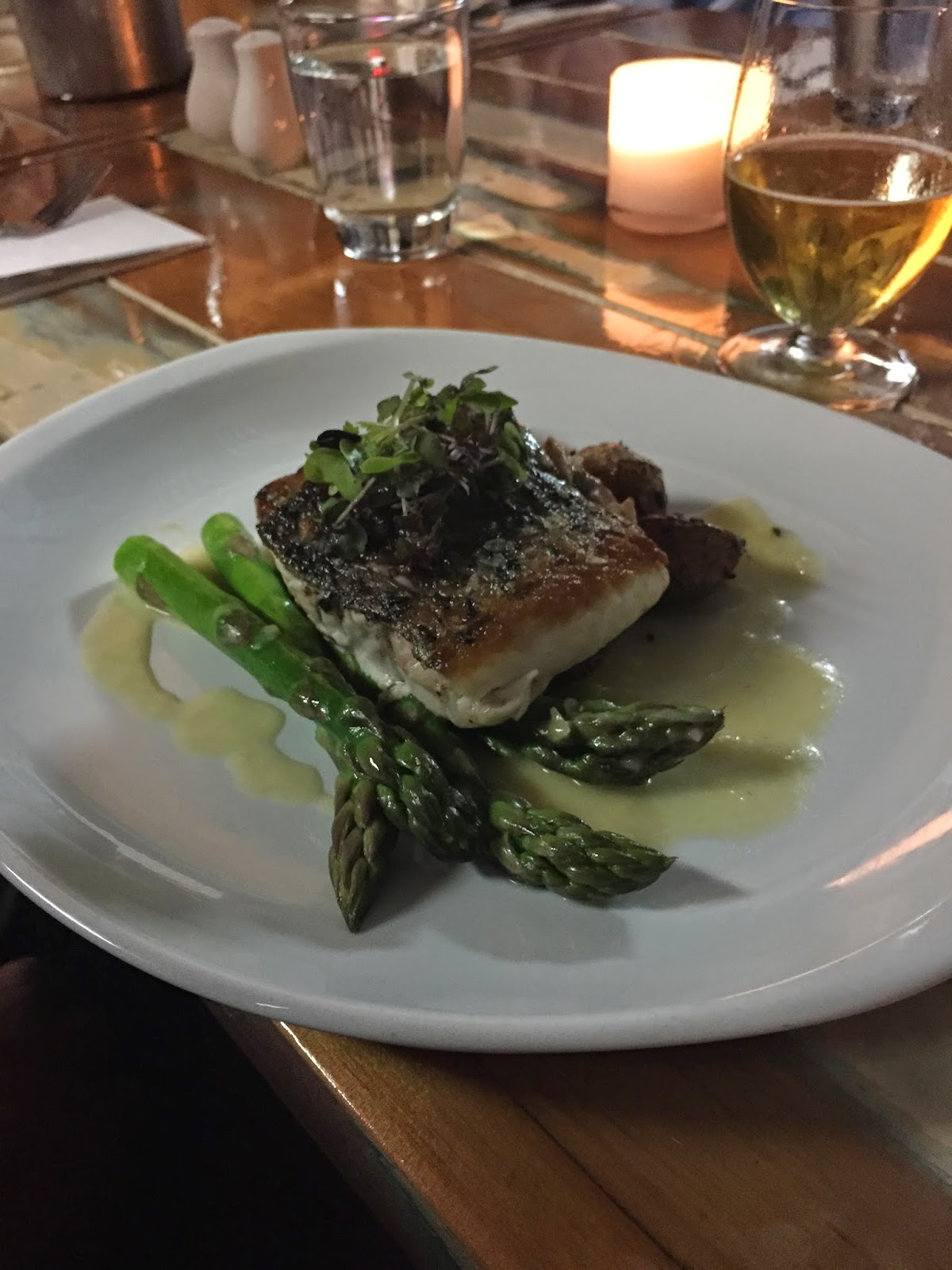 Barramundi London Porterhouse Cassie Cakes