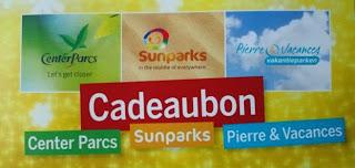 www.bungalowcadeaubon.nl center parcs 150 euro korting