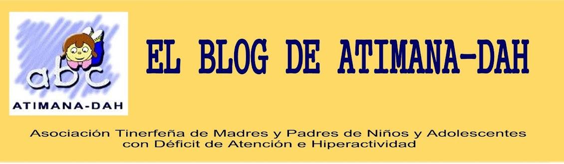 El blog de ATIMANA-DAH
