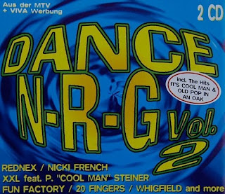 Various ‎– Dance N-R-G Vol. 2