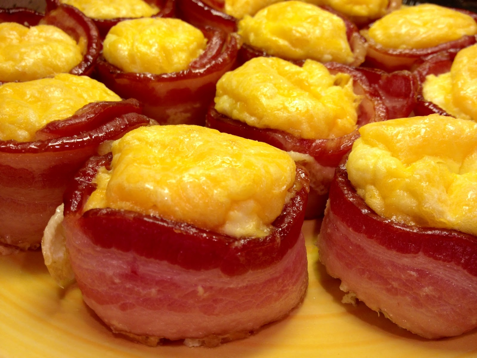 Bacon Dippers Gallery: Bacon And Egg Cups