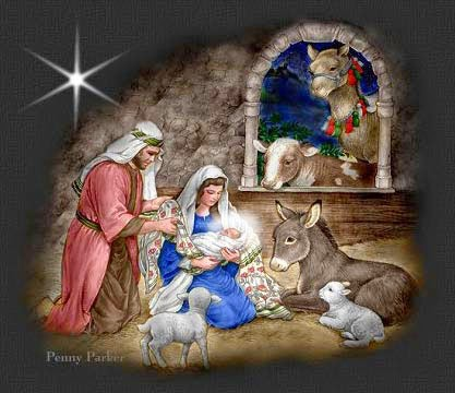 imagenes de nacimiento de jesus