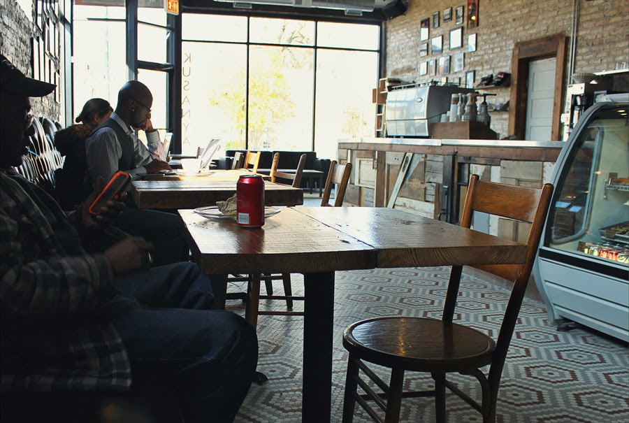 The Sixth Ward Chicago Patterns A Coffee House For Englewood