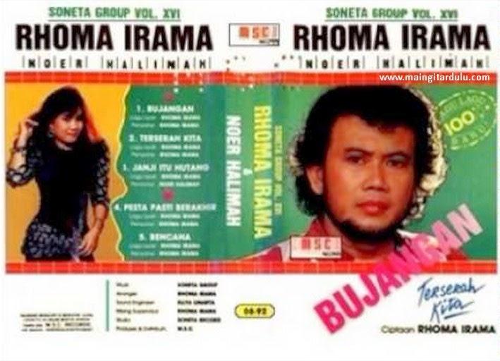 Album Soneta Volume 16 - Bujangan (1994)