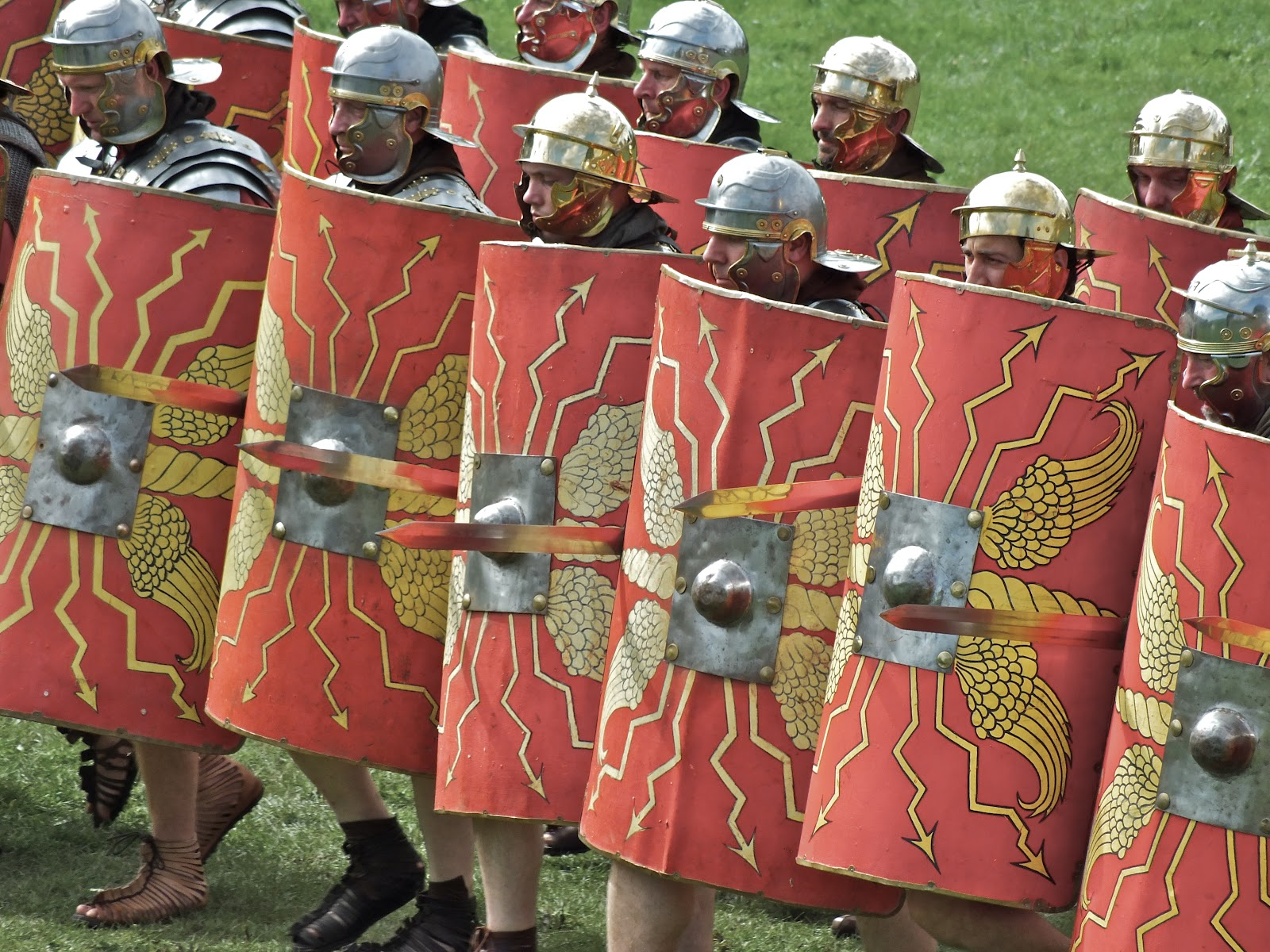 roman military View roman military research papers on academiaedu for free.