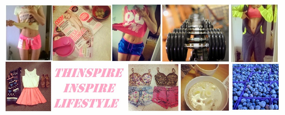 Thinspire Inspire LIFESTYLE -BLOG