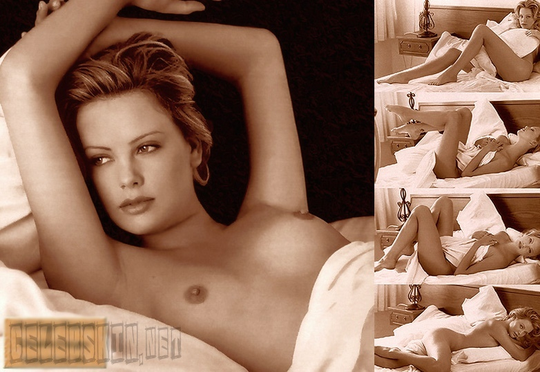 Charlize Theron Monster Nude