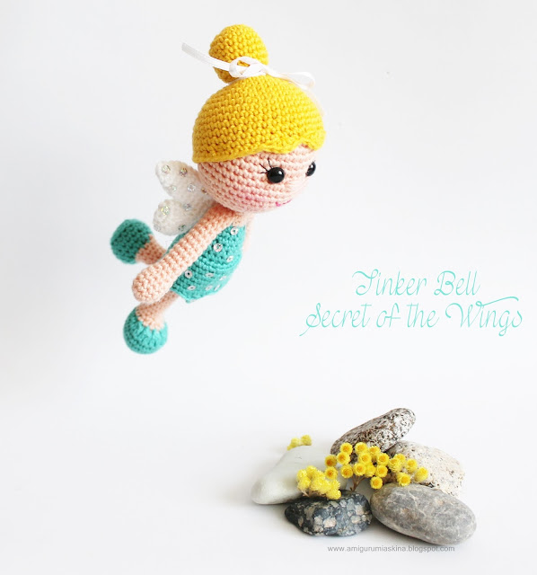 Amigurumi Little Doll
