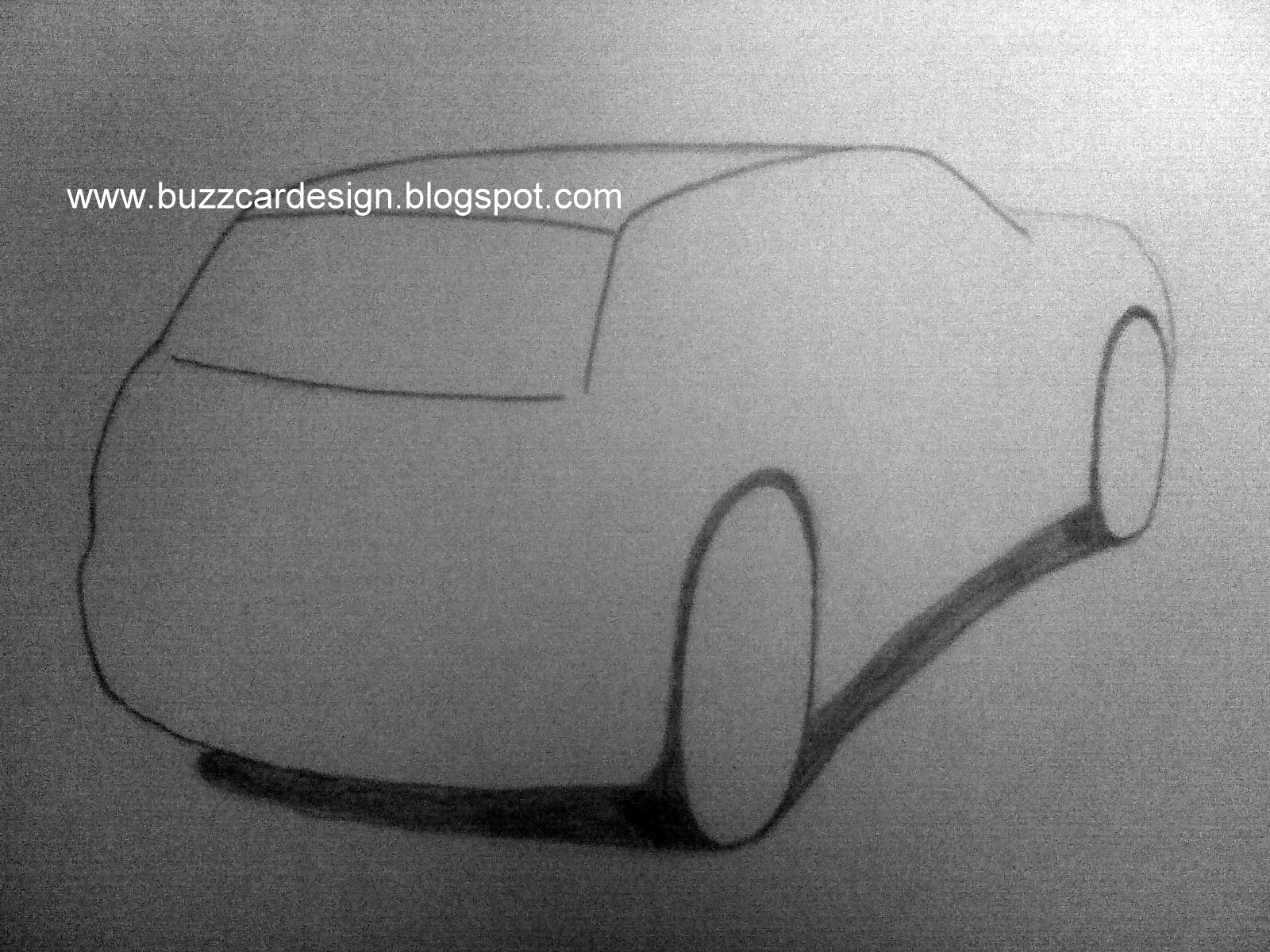Buzyke Car Design: THE BEST STEPS TO TAKE WHEN DOING A CAR SKETCH.