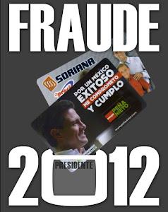 Descarga, imprime y comparte sobre el FRAUDE 2012