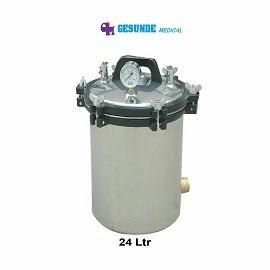 Autoclave YX-280B Ukuran 24 Liter