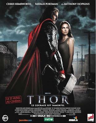 Thor - Póster francés