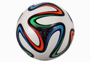 Sport information resource centre sirc brazuca le ballon officiel de la coupe du monde - Ballon de la coupe du monde 2014 ...