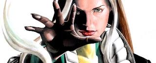 Rogue X-men rouba os poderes dos outros mutantes