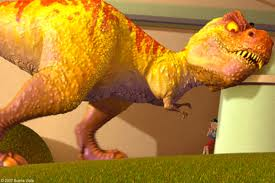 T-Rex Meet the Robinsons 2007 animatedfilmreviews.blogspot.com