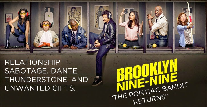 Brooklyn Nine-Nine - The Pontiac Bandit Returns - Review