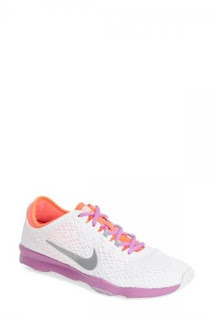 Nike 'Zoom Fit' Mesh Training Shoe (Women)