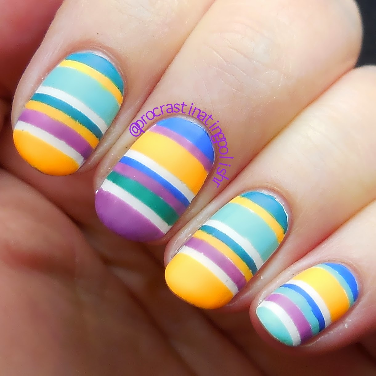 31 Day Challenge 2014 Inspired by a Song Stripes