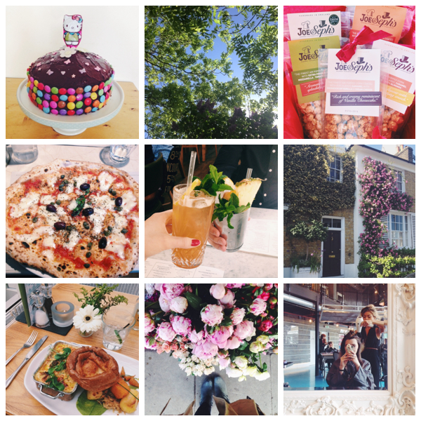 best london instagram accounts