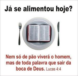 A Bíblia é a palavra de Deus