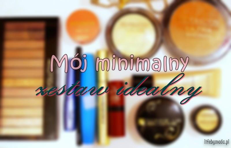 Kolorówka: minimalny zestaw idealny.