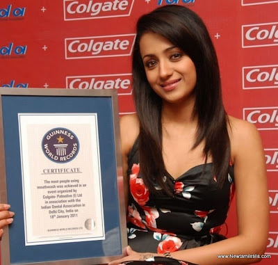 Trisha  - Trisha Latest Stills