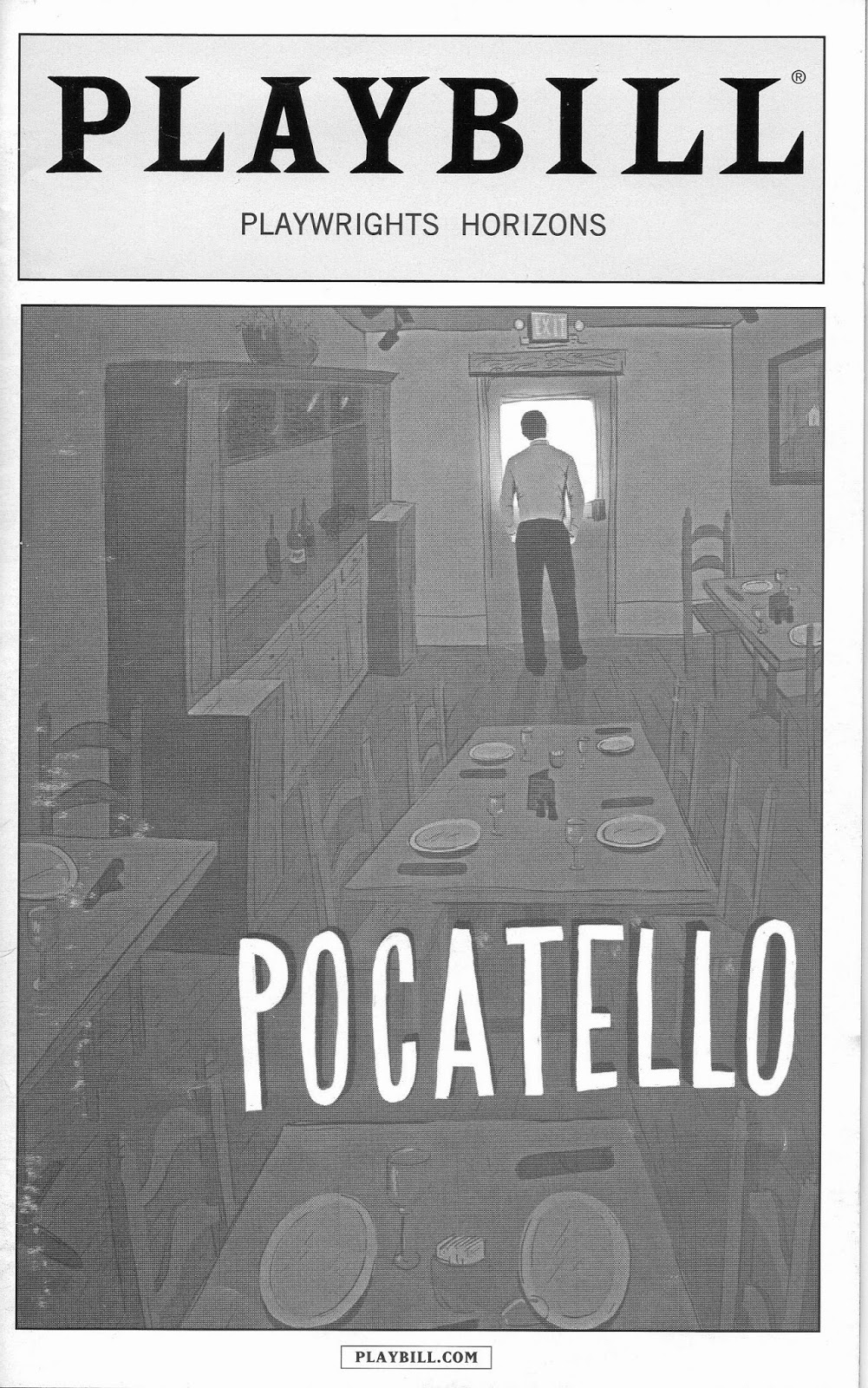Review Of POCATELLO (December 15, 2014)