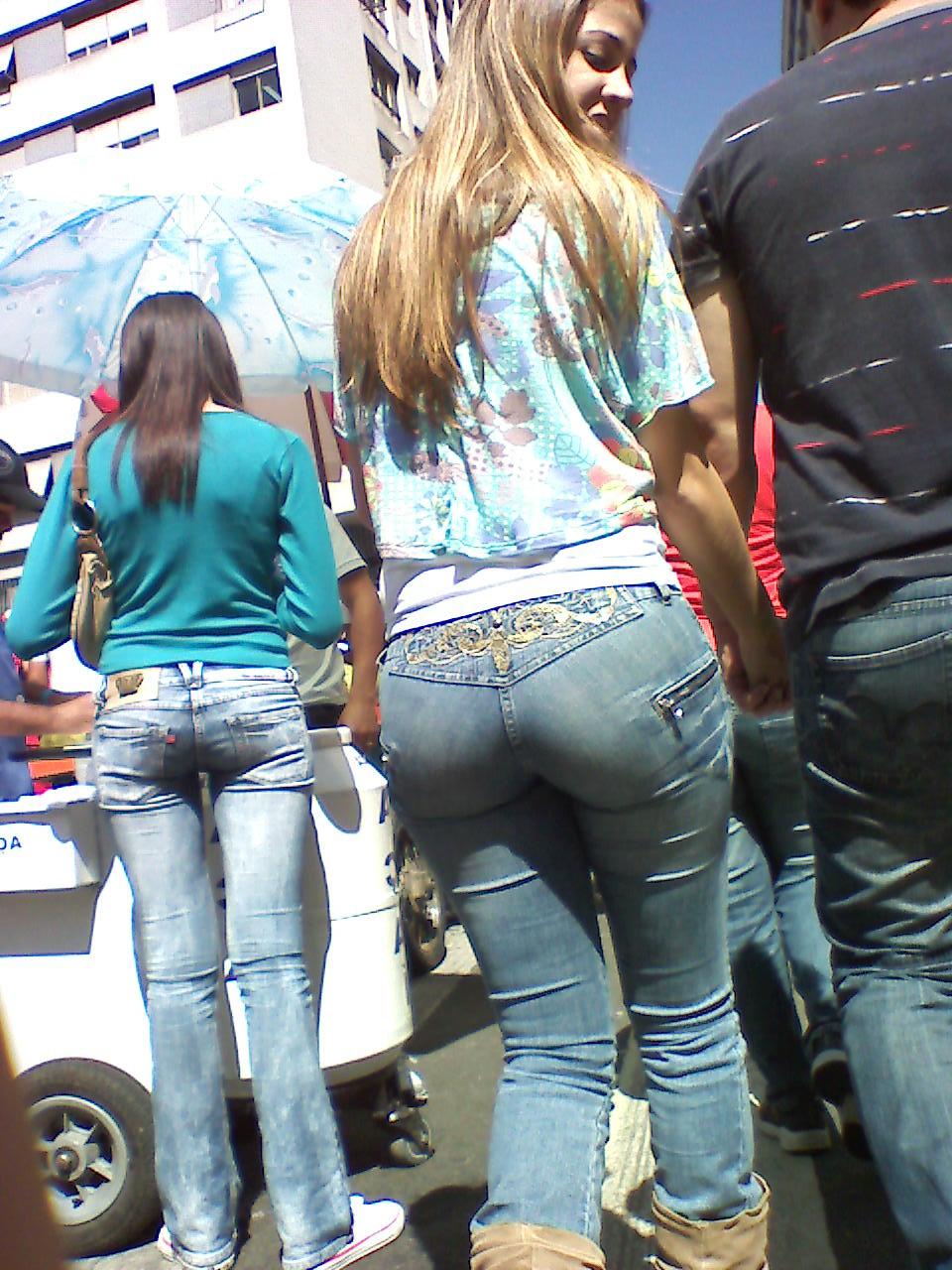 Gostosa De Calca Jeans
