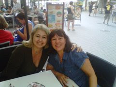 Sandra Partenio y Andrea Piunno en Palma de Mallorca