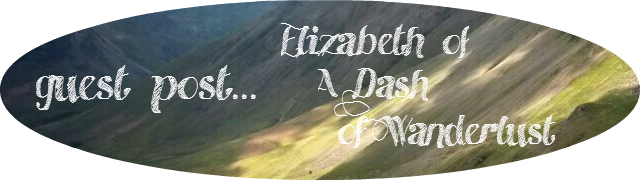 Elizabeth from A Dash of Wanderlust