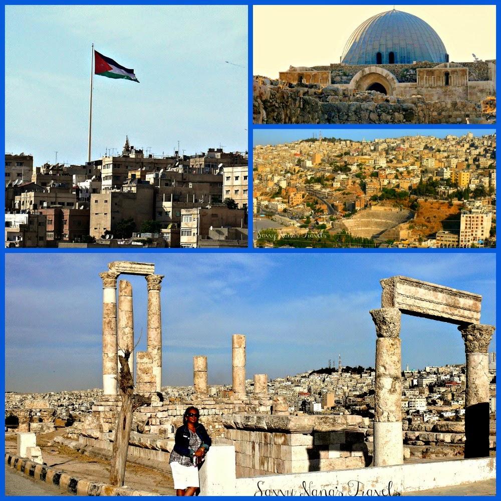 Around Amman