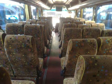 BIG BUS INTERIOR AC 58 SEAT