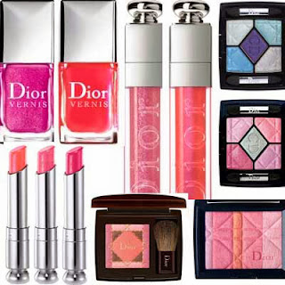 Dior Makeup products
