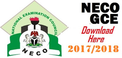 NECO GCE Timetable 2017 Nov/Dec Out | Download PDF GCE Timetable Here