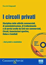 I circoli privati. Con CD-ROM