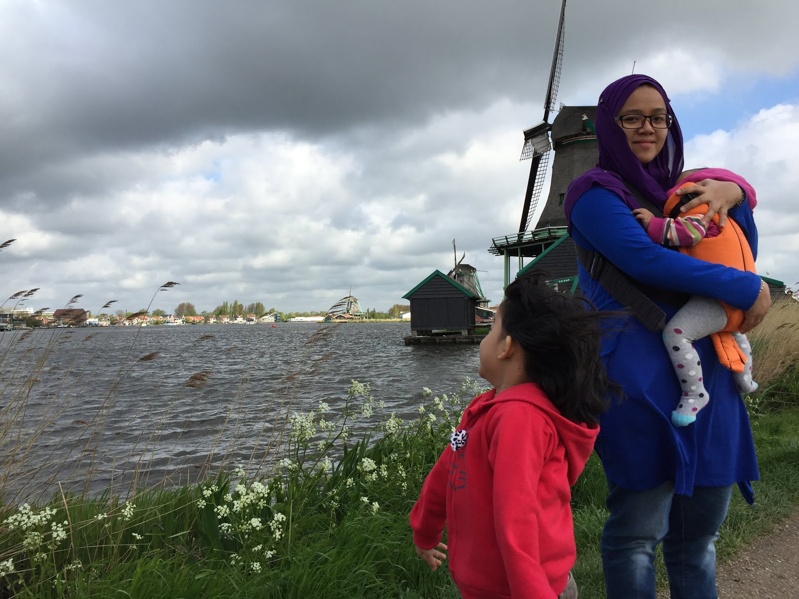 Zaanse Schans, Holland May 2015