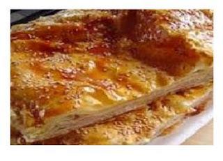 torta de jamon y queso