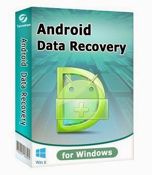 Ternoshare Android Data Recovery