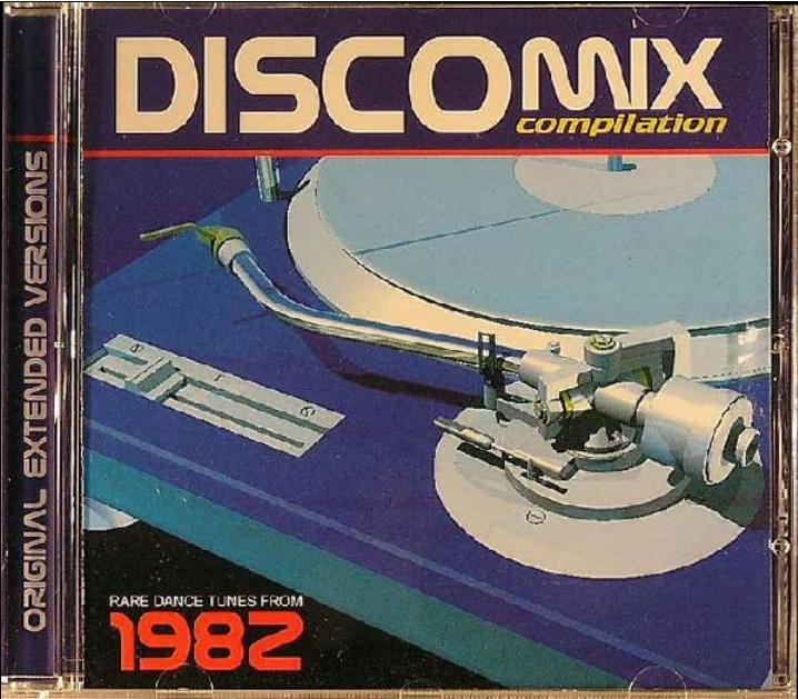 VA - Disco Mix Compilation (1982)