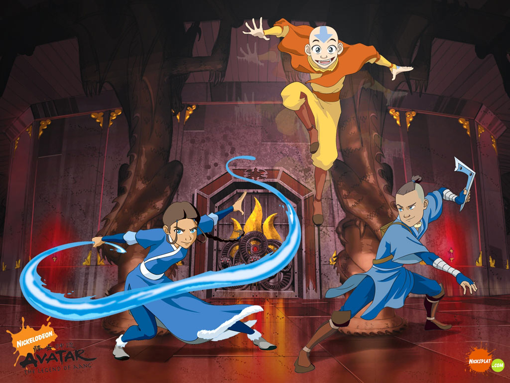 Avatar the last air bender free download