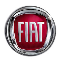 The Fiat car brand