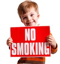 Hidup Sehat - Stop rokok untuk generasi unggulan