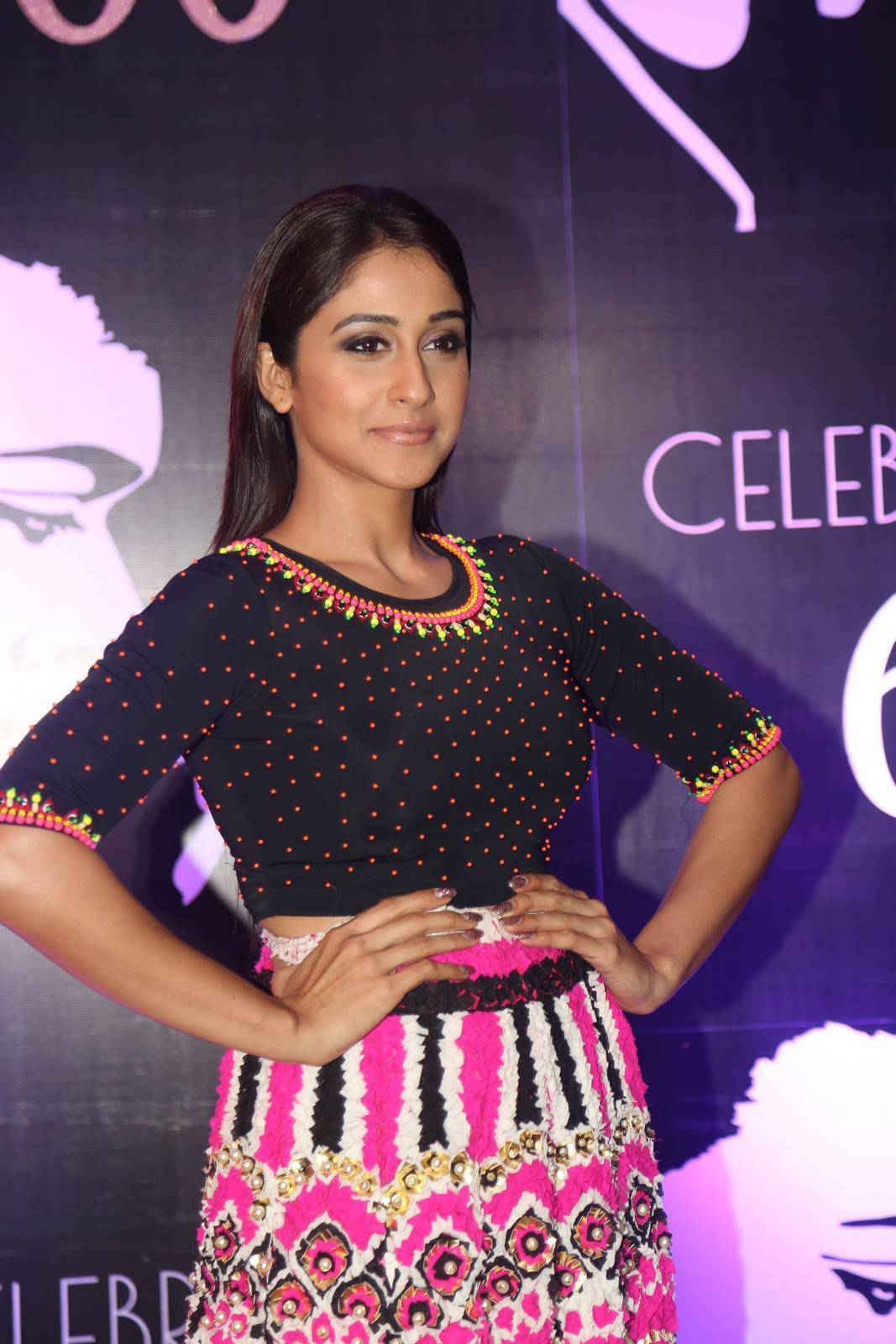 Regina Cassandra New HD Photos At Chiranjeevi 60th Birthday Party