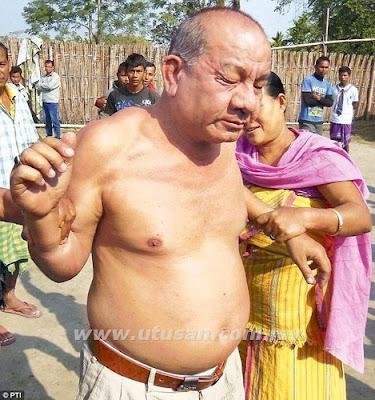 Wajah Ahli Politik India Yang Kaki Rogol
